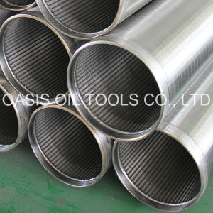 All-Welded Continuous Slot Johnson Type Well Screens pictures & photos