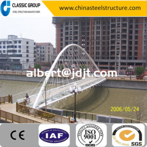 Low Cost Hot-Selling Strong Steel Structure Bridge Detail pictures & photos