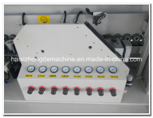 Auto Edge Banding Machine for Furniture with Function of Corner Rounding pictures & photos
