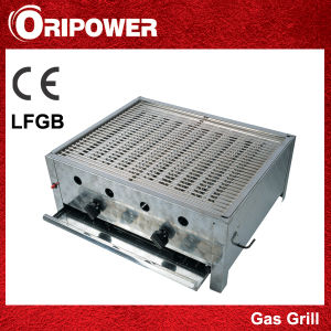 2-Burner Gas Grill with 3-Assorted Set pictures & photos