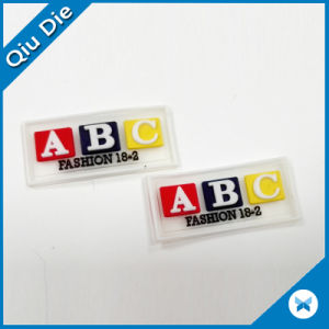 Rubber Patch Soft Custom Free Design pictures & photos