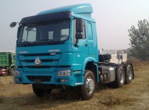 Sinotruk HOWO 6X4 12 Wheels Tractor Head Trcuk (ZZ4257S3241W) pictures & photos