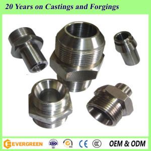 Fabricated CNC Precision Machined Metal Parts pictures & photos