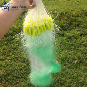 High Intensity Nylon Monofilament and Multifilament Fishing Net pictures & photos