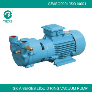 Sk-3c Single Stage Directly Connected Water Ring Vacuum Pump pictures & photos