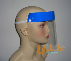 Disposable Face Shields, Splash Face Shield Visor pictures & photos