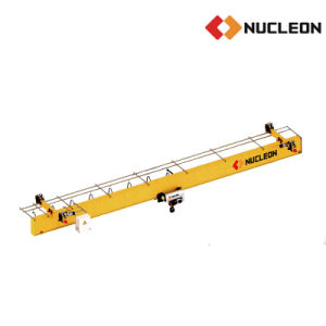 Nucleon Single Girder Bridge Hoist Overhead Crane pictures & photos