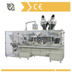 Spout Pouch Forming Filling Capping Machine pictures & photos