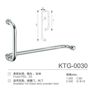 Stainless Steel Bathroom Handle Ktg-0030 pictures & photos