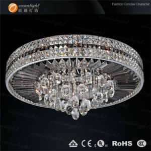 Round Crystal Ceiling Hanging Lamp, Ceiling Lamp Fixture (OM8916-78) pictures & photos