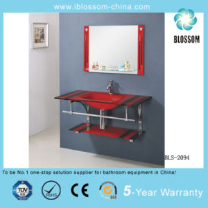 Tempered Glass Basin/Glass Washing Basin/Glass Wash Basin (BLS-2094) pictures & photos