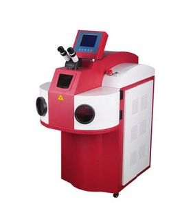 300W China Professional High Quality Jewelry Laser Welding Machine pictures & photos