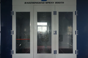 Auto Baking Oven Car Painting Room Automotive Spray Booth pictures & photos