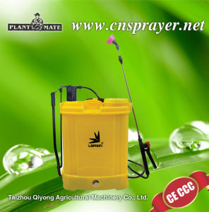 Agricultural Electric Knapsack Sprayer (HX-D18F) pictures & photos