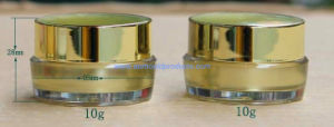 Plastic Mould for PP Plastic Powder/Cream Container pictures & photos