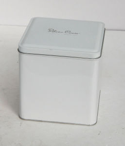 Cosmetic Packing Square Tin Box (NC2494AH)