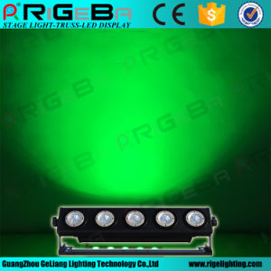 Newest Factory Price 5LEDs 25W RGBWA 5in1 Outdoor LED Wall Washer pictures & photos
