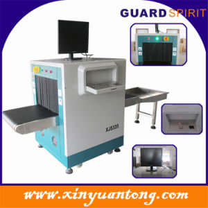 Luggage Scanner Security X-ray Machine Xj5335 pictures & photos