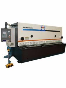 CNC Hydraulic Guillotine Shear Machine