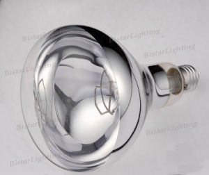 Manufacturer Bistar Infrared Heating Clear Lamp R125 375W E26/E27 pictures & photos