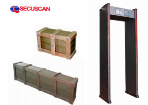 Secu Scan Metal Detection Systems /Gate to Check Body Security pictures & photos