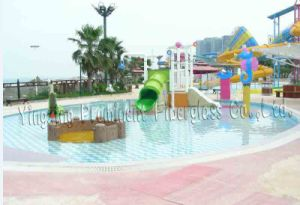 Small Indoor Outdoor Water Park for Children pictures & photos