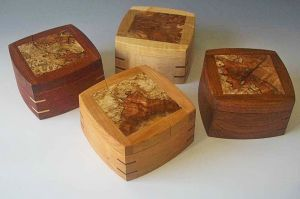 Wooden Box for Storaging Little Things pictures & photos