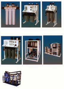 Sea Water Desalination Filters System pictures & photos