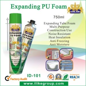 Expanding Construction PU Spray Foam pictures & photos