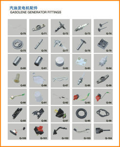 Gasoline Generator Spare Parts pictures & photos