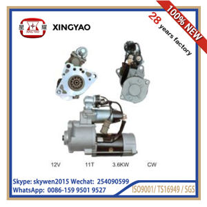 for Mitsubishi Starter Motor for Heavy-Duty Truck pictures & photos
