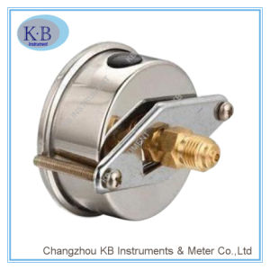 With U-Clamp Oil Filled Pressure Gauge pictures & photos