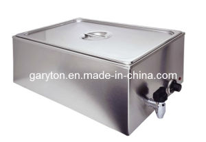 Stainless Steel Electric Bain Marie for Keeping Food Warm (GRT-ZCK165BT-1) pictures & photos