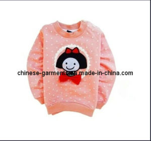 Lovely Cotton Custom Desgin Winter Hoodies for Girl