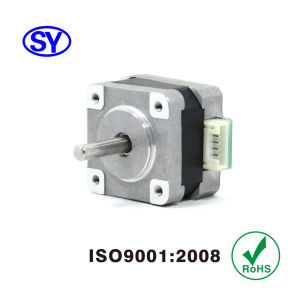 0.9 Degree 35MM (NEMA14) 20mm High Stepper Electrical Motor pictures & photos