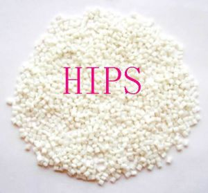 Virgin & Recycled Polystyrene Granules, HIPS Resin White extrusion grade pictures & photos