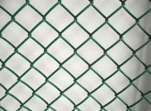The Green Chain Link Fence Can Customize pictures & photos