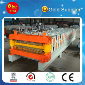 Customerized Double Layer Metal Roof Sheet Machines pictures & photos