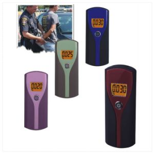 Good Price Wholesales Digital Alcohol Breath Tester for Advertisement Promotional Gifts (6880)