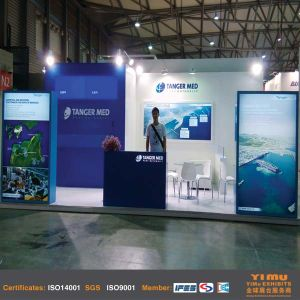 Shanghai Build up Exhibition Booth pictures & photos