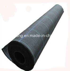 Ads Black Color PP Woven Fabric Silt Fence pictures & photos