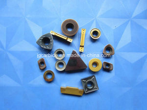 Tungsten Carbide Indexable Inserts for Metal Cutting pictures & photos