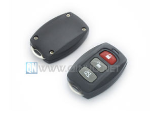 Self-Learning Door Key Remote Control with 3 Buttons pictures & photos