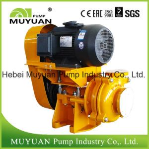 Acid Proof Thickener Underflow Mineral Processing Slurry Pump pictures & photos