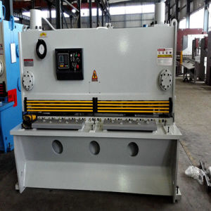 QC11y-8/4000 China Cheap Price Hydraulic Shearing Machine pictures & photos