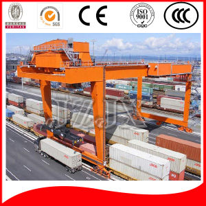 20t/10t Rail Mounted Container Gantry Crane
