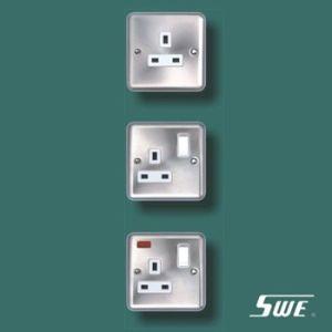 1 Gang Socket Outlet 13A (THV Range)