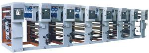 Double-Oven Drying System Rotogravure Printing Machine