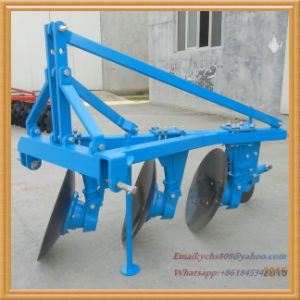Farm Machinery Disc Plow 1lyt-325 for Yto Tractor pictures & photos
