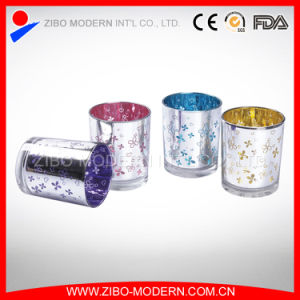 High Quality Round Candle Holders Made in China pictures & photos